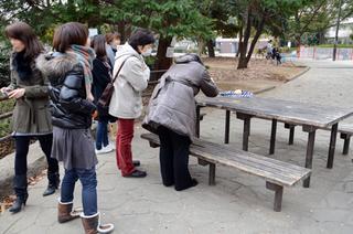 110115-ロケハン(祖師谷公園)