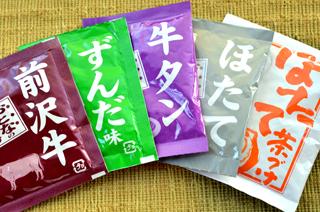 大人のふりかけ&茶漬(5種)