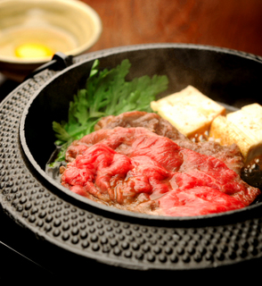 旬穀旬菜=すき焼き
