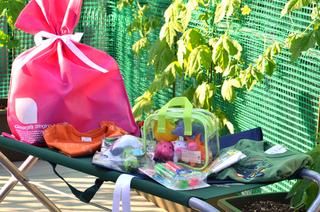 紡季と大和へのプレゼント