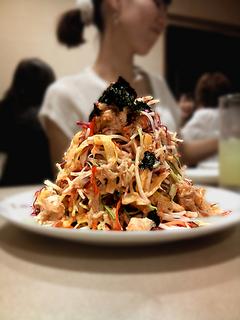 蟹味噌サラダ(儀間)